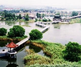 木兰花令·游大纵湖