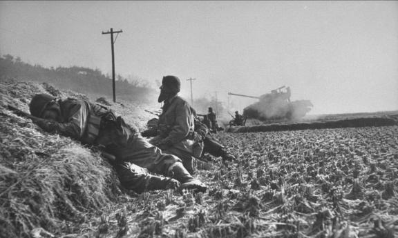 法国为何认为志愿军战力超过德军?希尔将军:从士兵眼...-12.jpg