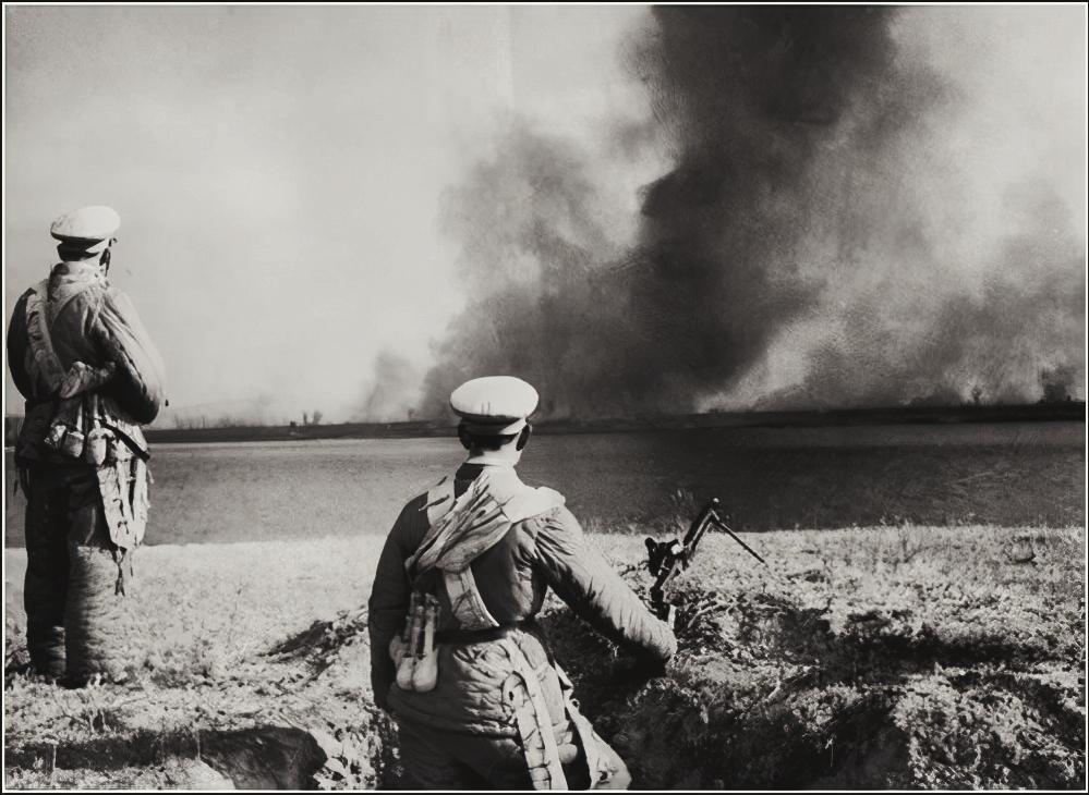 法国为何认为志愿军战力超过德军?希尔将军:从士兵眼...-27.jpg